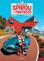 Couverture Spirou et Fantasio, tome 53 : Dans les griffes de la Vipère Editions Dupuis 2013