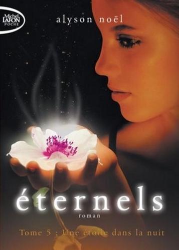 Couverture Eternels, tome 5 : L'Étoile de la nuit