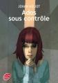 Couverture Ados sous contrôle Editions Le Livre de Poche (Jeunesse) 2013