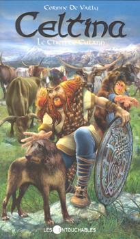 Couverture Celtina, tome 09 : Le Chien de Culann