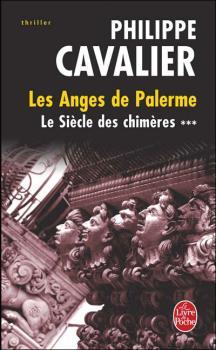 Couverture Le siècle des Chimères, tome 3 : Les anges de Palerme