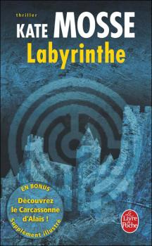 Couverture Labyrinthe