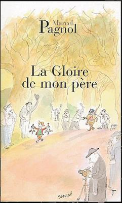 Couverture Souvenirs d'enfance, tome 1 : La gloire de mon père