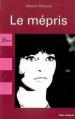 Couverture Le mépris Editions Librio 2008
