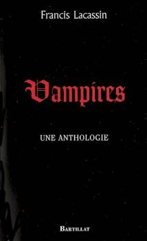 Couverture Vampires, une anthologie