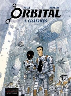 Couverture Orbital, tome 1 : Cicatrices