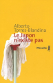 Couverture Le Japon n'existe pas Editions Métailié 2009
