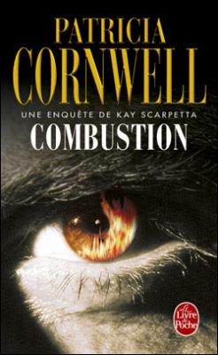 Couverture Kay Scarpetta, tome 09 : Combustion