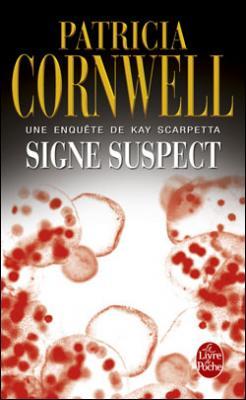Couverture Kay Scarpetta, tome 13 : Signe suspect