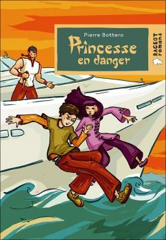 Couverture Princesse en danger