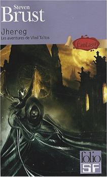 Les aventures de Vlad Taltos, tome 1 : Jhereg - Steven Brust Couv6738024