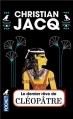 Couverture Le dernier rêve de Cléopâtre Editions Pocket 2013