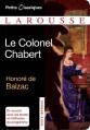 Couverture Le colonel Chabert Editions Larousse (Petits classiques) 2013