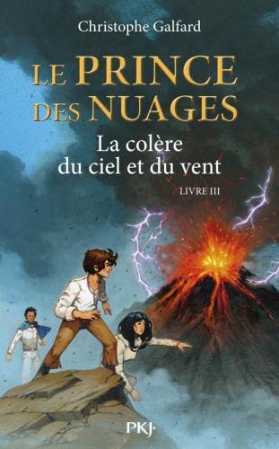 Couverture Le prince des nuages, tome 3 : La colère du ciel et du vent