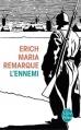 Couverture L'ennemi Editions Le Livre de Poche 2013