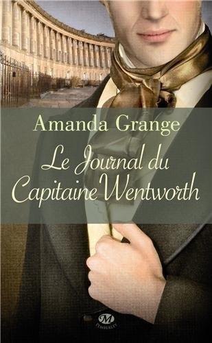 Couverture Le journal du Capitaine Wentworth