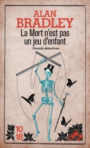 Couverture Flavia de Luce, tome 2 : La mort n'est pas un jeu d'enfant