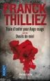 Couverture Train d'enfer pour Ange rouge suivi de Deuils de miel Editions Pocket 2013