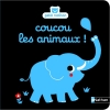 Couverture Coucou les animaux ! Editions Nathan (Petit Nathan) 2013