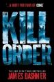 Couverture L'épreuve, tome 0 : L'ordre de tuer Editions Chicken House 2013