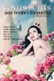 Couverture Contes de fées pour héroïnes d'aujourd'hui Editions Les Roses Bleues 2012