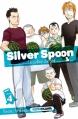 Couverture Silver spoon : La cuillère d'argent, tome 04 Editions Kurokawa (Shônen) 2013