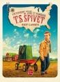 Couverture L'extravagant voyage du jeune et prodigieux T. S. Spivet Editions Le Livre de Poche 2013