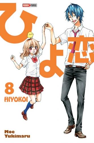 Couverture Hiyokoi, tome 08