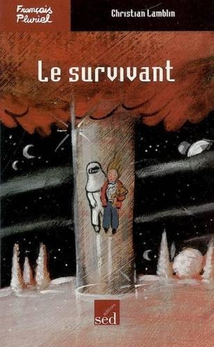 Couverture Le survivant