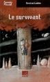 Couverture Le survivant Editions Sed 2001