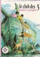 Couverture Le club des cinq contre-attaque Editions Hachette (Bibliothèque rose) 1971