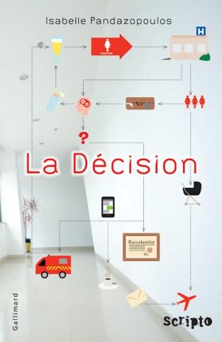 Couverture La décision