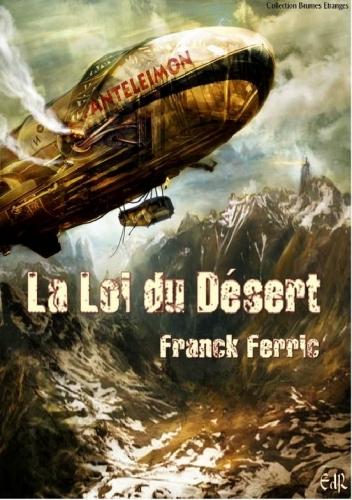 Couverture La loi du désert