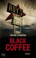Couverture Black coffee Editions Fleuve 2013
