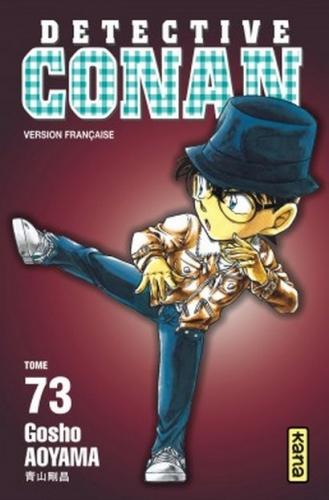 Couverture Détective Conan, tome 73
