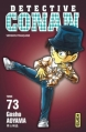 Couverture Détective Conan, tome 73 Editions Kana 2013