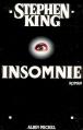 Couverture Insomnie Editions Albin Michel 2005