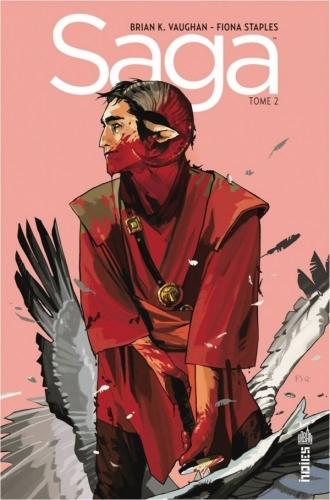 Couverture Saga, tome 02