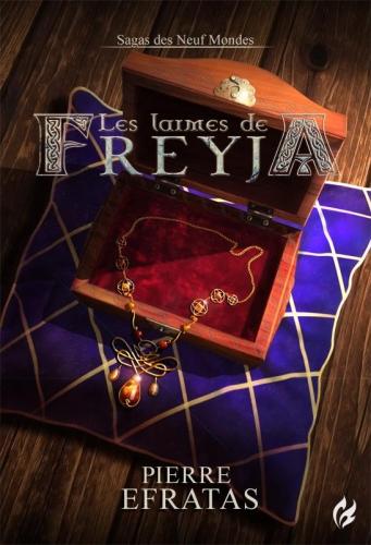 Couverture Sagas des Neuf Mondes, tome 1 : Les larmes de Freyja