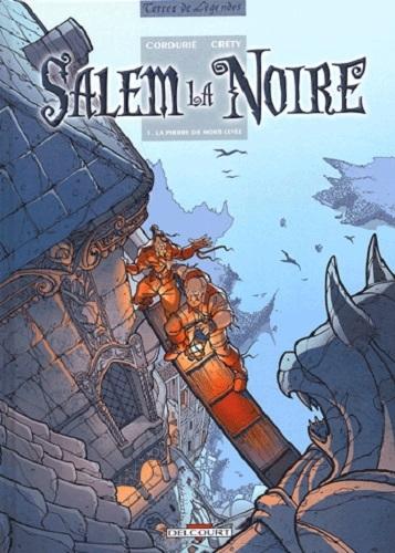 Couverture Salem la Noire, tome 1 : La pierre de mort-levée