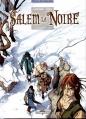 Couverture Salem la Noire, tome 2 : Le diadème des âmes Editions Delcourt 2004