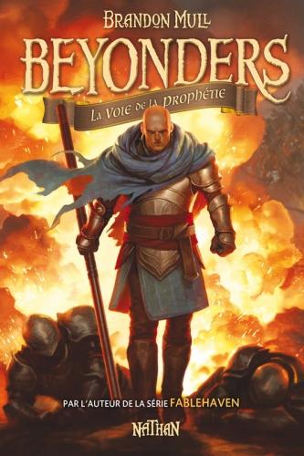Couverture Beyonders, tome 3 : La voie de la prophétie