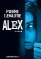 Couverture Alex Editions Albin Michel 2012