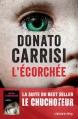 Couverture L'écorchée Editions Calmann-Lévy 2013