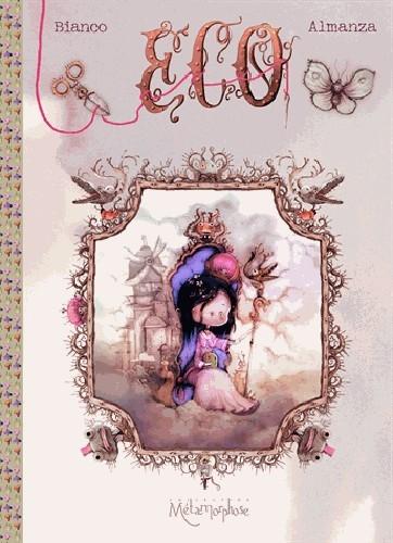 Couverture Eco, tome 3 : La Princesse des Nuages
