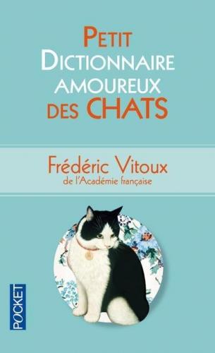 Couverture Petit dictionnaire amoureux des chats