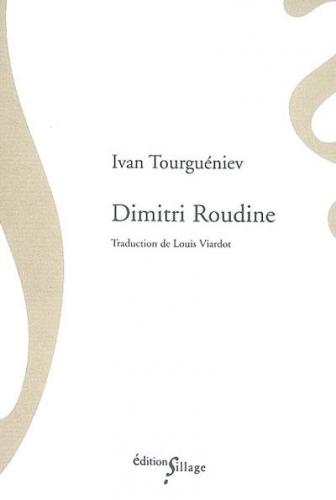 Couverture Dimitri Roudine