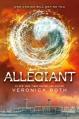Couverture Divergent / Divergente / Divergence, tome 3 : Allégeance / Au-delà du mur Editions Katherine Tegen Books 2013