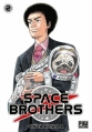 Couverture Space brothers, tome 02 Editions Pika 2013