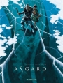 Couverture Asgard, tome 2 : Le Serpent-Monde Editions Dargaud 2013